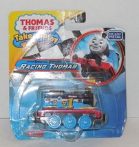 2015 Fisher Price Guillane Thomas the Train Take n Play Racing Thomas Special Ed - $14.03