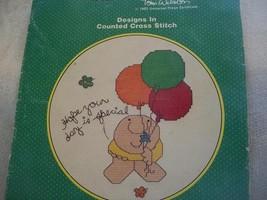 Ziggy Counted Cross Stitch Charts - $5.00