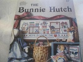 The Bunnie Hutch Cross Stitch Chart - $4.00