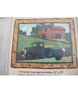 Ford Truck Quilt Pattern - $15.00