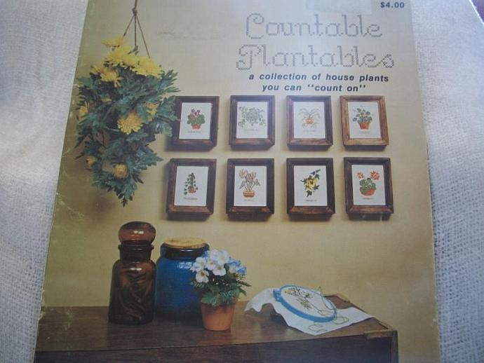 Primary image for Counted Plantables Cross Stitch
