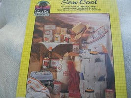 Sew Cool Cross Stitch Chart - $5.00