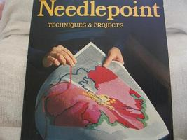 Needlepoint Techniques & Projects - $10.00
