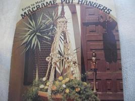 Easy To Make Macrame Pot Hangers - $14.00