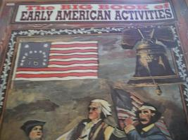 The Big Book of Early American Activities - $10.00