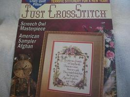 Just Cross Stitch Magazine - $5.00