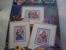 Love Makes A Family Cross Stitch Chart - $5.00