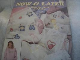 Now & Later Cross Stitch Chart - $4.00