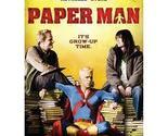 Paper Man - movie on DVD - starring Jeff Daniels, Ryan Reynolds, Lisa Kudrow