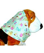 Dog Snood Mint Green Vintage Look Gloves Handbags Cotton Size Large - $14.00