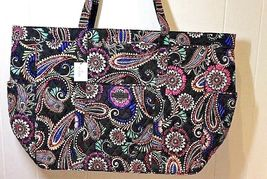 NWT Vera Bradley GET CARRIED AWAY Large Travel Tote CHOICE OF NEW PATTERNS - $67.97