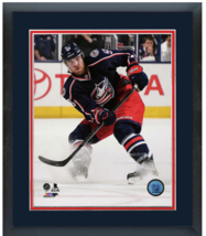 David Savard 2014-15 Colombus Red Jackets - 11 x 14 Matted/Framed Photo - $42.95