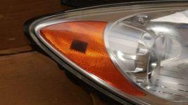 10-12 Hyundai Genesis Coupe Headlight Head Light Halogen Passenger Right RH image 3