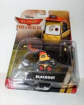 Disney Pixar Planes Fire & Rescue Blackout Saw Figure NIP - $11.63