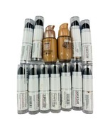 NEW LOT OF 13 MAYBELLINE Mixed/Assorted Foundation Stick & Liquid Sealed - $11.88