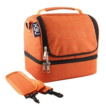 Large Lunch Box Bag Cooler Insulated Capacity Waterproof Travel Cooler Tote - $18.80
