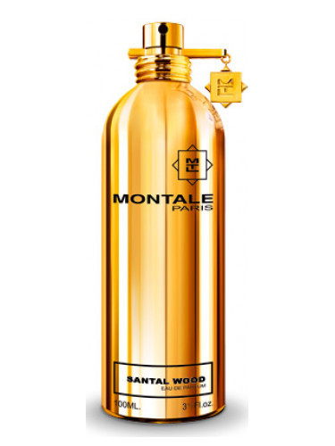 SANTAL WOOD by MONTALE 5ml Travel Spray Perfume PEPPER CEDAR MOSS Homme