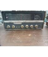 Vintage Hallicrafter Radio Receiver Ham 1962 SX-111 - $204.68