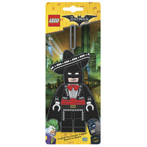 LEGO Batman Movie - Vacation Batman Luggage or Backpack Tag ~ Free Shipping - $29.76
