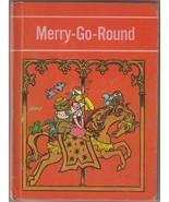 Merry Go Round 1966 School Reader Richard Scarry Art Seiden John Miller ... - $12.86