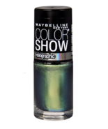 Set of 6 Maybelline Color Show Nail  Polish Assorted Colors Taupe Green ... - $13.99