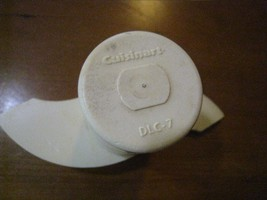 Cuisinart food processor fair used old school dough blade from DLC-7 Fre... - $10.86