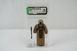 Star Wars 4-Lom 1981 Bounty Hunter Action Figure Kenner Graded AFA 75 Ho... - $77.39