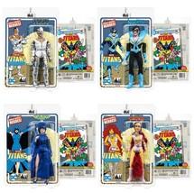 SIGNED George Perez Art Teen Titans Mego AP Action Figure EXC Variant Se... - $149.99
