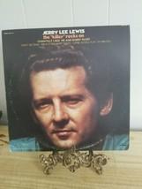 Jerry Lee Lewis - The Killer Rocks On - Vinyl LP Record Album - $9.49