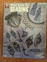Beading Book, Seed/Bugle Beads, 19 projects, Su... - $5.00