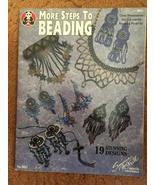Beading Book, Seed/Bugle Beads, 19 projects, Suzanne McNeill, Pre-owned,... - $5.00