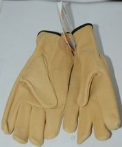 Mechanix Wear 2160251 Durahide Driver Cowhide Protection Medium Khaki 1 Pair image 3