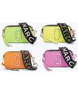 Marc Jacobs Fluorescent Strap Snapshot Small Camera Bag M0014503 - $239.00