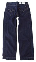 NEW LEVI'S STRAUSS MEN'S REDWIRE DLX RELAXED FITJEANS PANTS DENIM 200520007 image 2