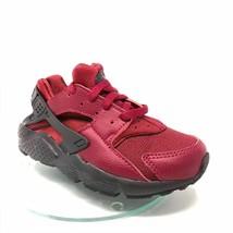 Nike Huarache Run Boy Girl Sneaker Noble Red 10.5C - $42.75