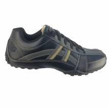 Skechers 64455/BLK Black, USA Men's Citywalk Malton Oxford Sneaker - $59.00