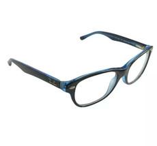 Ray Ban Junior Eyeglasses Frame RB1555 Dark Blue Crystal Acetate Glasses... - $24.74