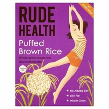 Rude Health Puffed Brown Rice 225g, 6 Pack - $36.04