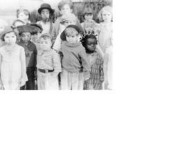 Little Rascals Our Gang Group MM Vintage 11X14 BW TV  Memorabilia  Photo - $13.95