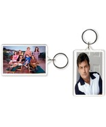 Two and a Half Men Charlie Sheen 2 Photo Keychain - $3.95