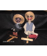 Collectible vintage puppets - $15.00