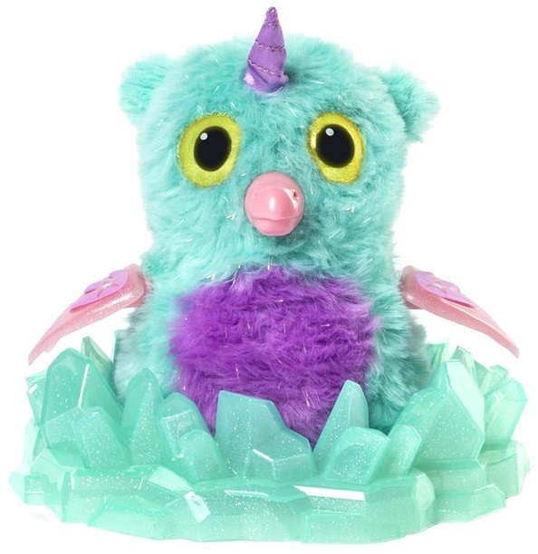 Hatchimals Glittering Garden Twinkling Owlicorn Pet Brand New Factory Sealed NIB