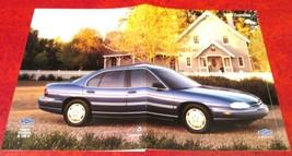 1998 CHEVROLET LUMINA Original Canadian Dealership Showroom Sales Brochu... - $14.99