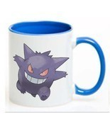 Pokemon Gengar Ceramic Coffee Mug CUP 11oz - ₨953.36 INR