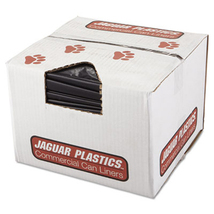 R3858HH Low-Density Can Liners 38w x 58h - Blac... - $90.75