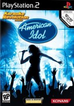 Karaoke Revolution: American Idol - PlayStation 2 [PlayStation2] Unknown - $4.45