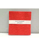 Mulberry Tissue Paper Red Green White for Gift wrap Package wrap Paper w... - $8.99