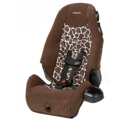 High Back Toddler Booster Car Seat Realtree Camo 20 80lbs