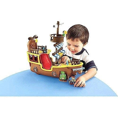 Pirate Toys For Boys : Disney s jake and the neverland pirates ship toys