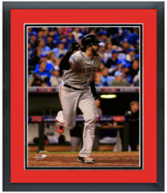 Michael Morse Game 1 of the 2014 World Series - 11 x 14 Matted/Framed Photo - $43.55